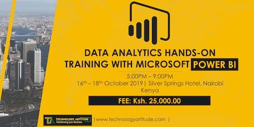 Data Analytics Hands on Training with Power BI