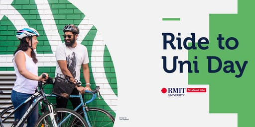 RMIT Ride To Uni Day
