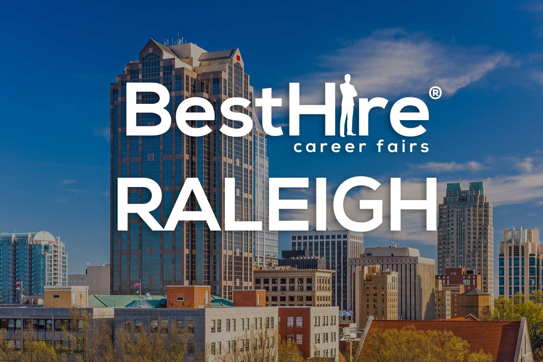Raleigh Job Fair February 13th - DoubleTree by Hilton Raleigh Brownstone