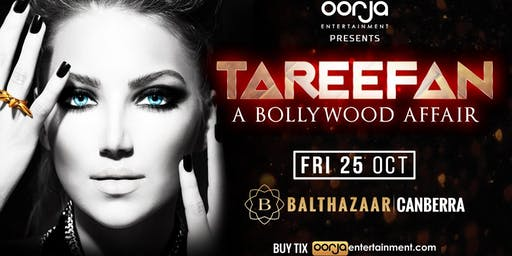 Tareefan:  A Bollywood Affair - Canberra