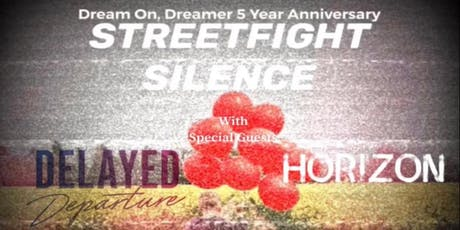 Streetfight Silence tickets