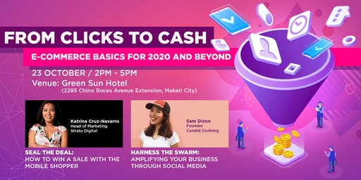 From Clicks to Cash: E-Commerce Basics for 2020 and Beyond