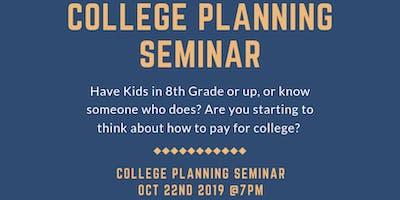 College Planning Seminar