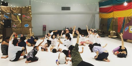 Creative Movement Workshop with Rolypoly Family tickets