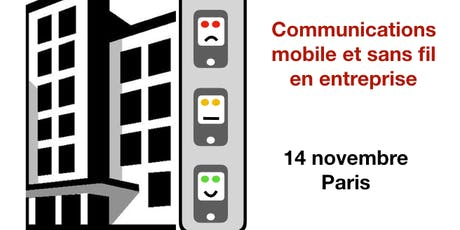 communications indoor mobile et sans fil billets