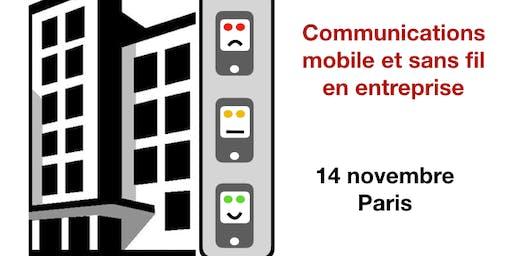 communications indoor mobile et sans fil