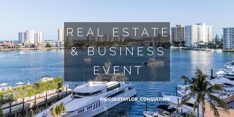 Boca Raton, FL Real Estate & Business Event  tickets