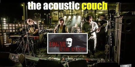 Edgar & The Ravens tickets