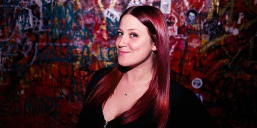 Comedian Mary Santora at Laughs Comedy Club, Seattle!