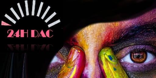 24 Heures d'art contemporain-Édition 2020