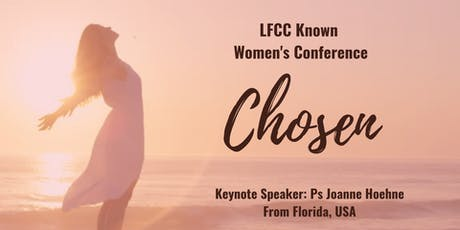 LFCC Known Women's Conference tickets