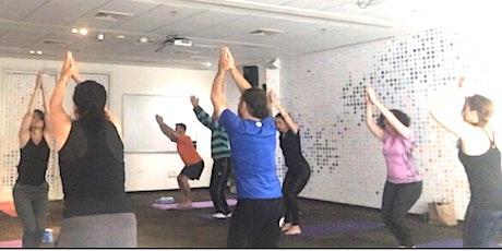 Yoga Foundation tickets