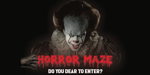 Horror Maze in Cottonwood