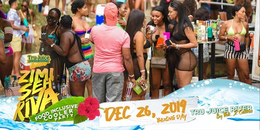 Zimi Seh Riva: The Food Inclusive Cooler Party
