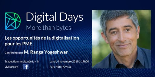 Digital days / More than bytes