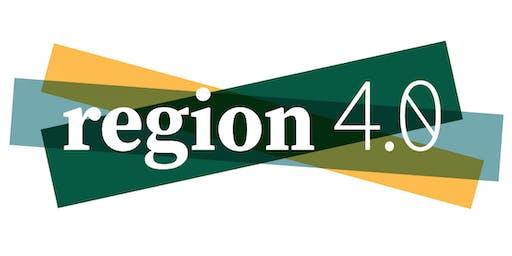 """Kick-off """"WIR! region 4.0"""""""