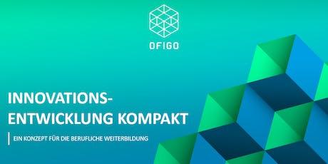 Innovationsentwicklung kompakt tickets