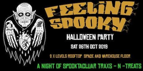 Feeling Spooky Halloween 2019 tickets