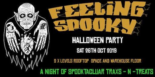 Feeling Spooky Halloween 2019