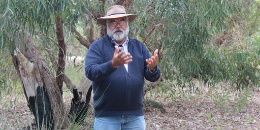 Cultural Tour with Dr Noel Nannup OAM