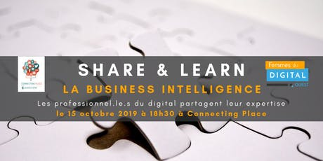 SHARE & LEARN| Business intelligence billets