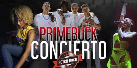 Pr1me Buck CONCIERTOS.Musica urbana en directo,Dj's,speaker,cantantes. entradas