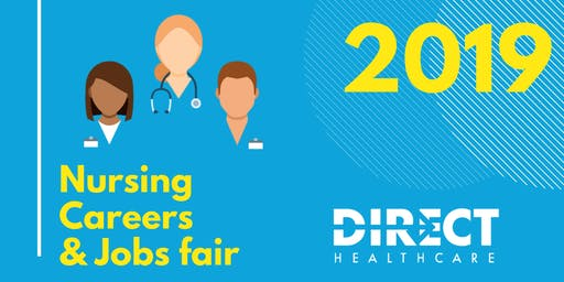 Nursing Careers & Jobs fair