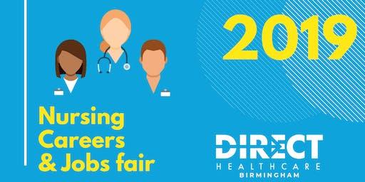 Nursing Careers & Jobs fair (Birmingham)