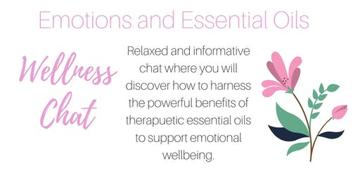 Emotions and Essential Oils Wellness Chat
