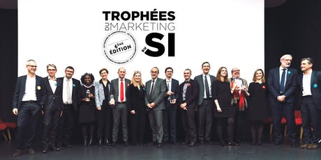Trophées du Marketing du SI 2019 billets