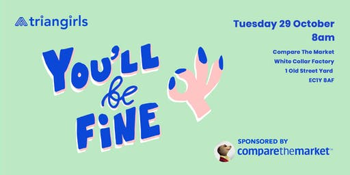 Triangirls breakfast event - you'll be fine