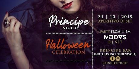 CFM / Halloween 2019 - Principe di Savoia biglietti