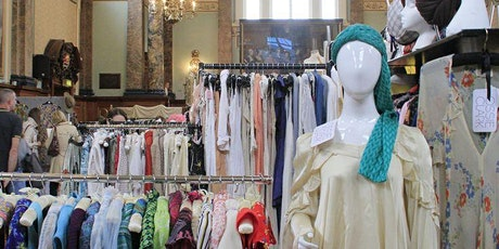 Frock Me Vintage Fashion & Jewellery Fair at Kensington - March 2020 tickets