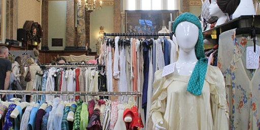 Frock Me vintage fashion & jewellery fair at Kensington - March 2020