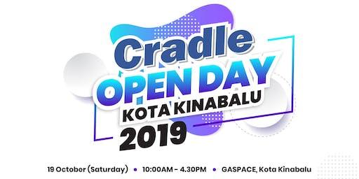 Cradle Open Day , Kota Kinabalu