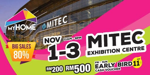MyHome Furniture & Home Appliances Exhibition