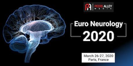 Euro Neurology and Neurosurgery Congress tickets