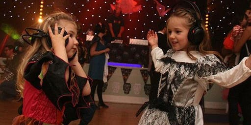 Altrincham Spooky Silent Disco with Our Kids Social: 1pm Session