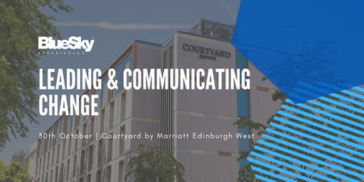 Copy of Leading and Communicating Change | Courtyard by Marriott