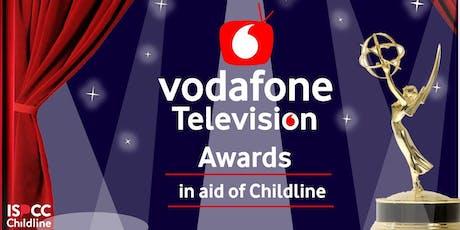 Vodafone TV Awards tickets