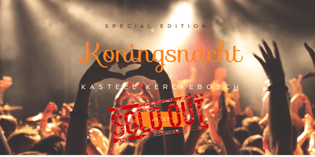 Koningsnacht 2020 - Special Edition (5 years anniversary) tickets