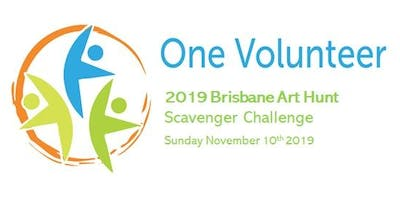 One Volunteer - Brisbane Art Hunt