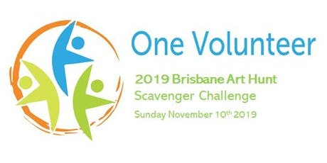 One Volunteer - Brisbane Art Hunt tickets