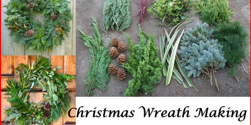 Festive Wreath Making - Belton