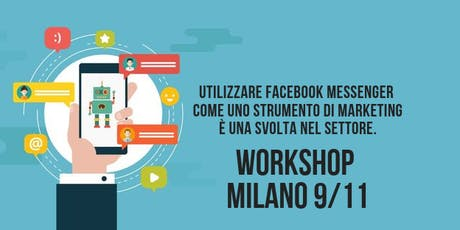 MESSENGER MARKETING  PER FARE BUSINESS biglietti