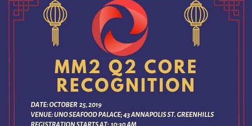 MM2 Q2 CORE RECOGNITION