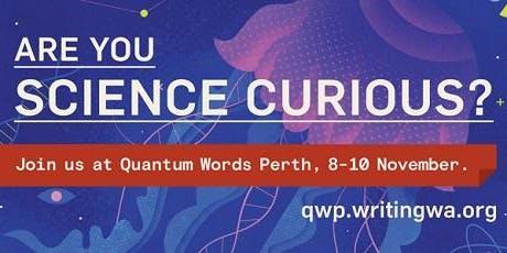 Quantum Words Perth - Cool Jobs #1 tickets