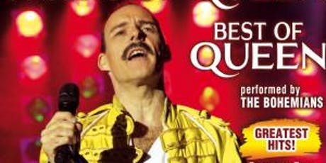 A Night of Queen - The Bohemians tickets