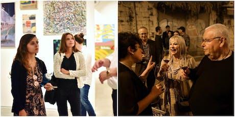 Art & Wine Walk in Jerusalem tickets