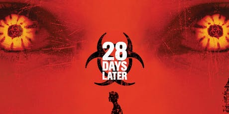 Dive-in Movie Night presents 28 Days Later - VR and a movie - Halloween Special tickets